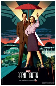 agent carter s2 poster