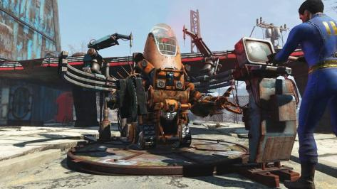 fallout 4 automatron 3