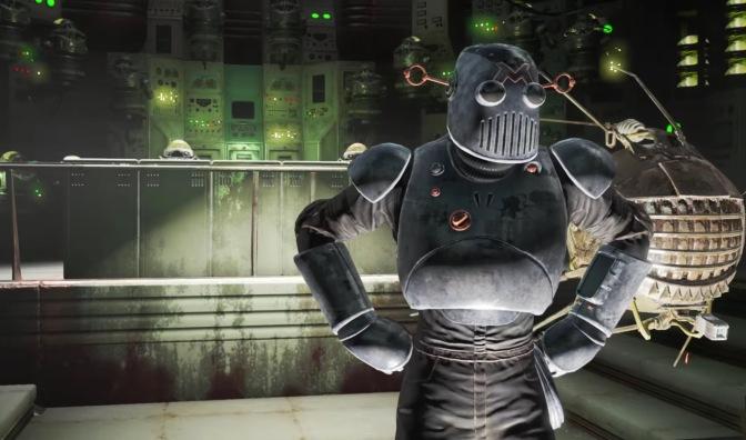 Fallout 4 Automatron: Robots, Robots, and More Robots