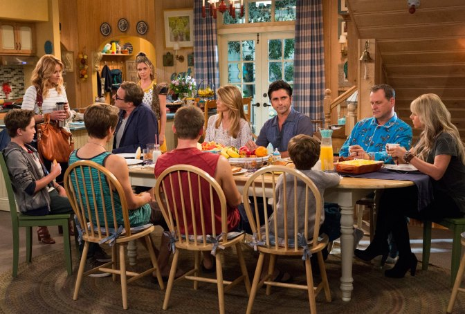 Review: Fuller House Season 1