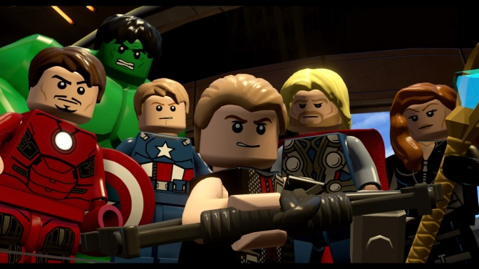 Review: LEGO Marvel's Avengers