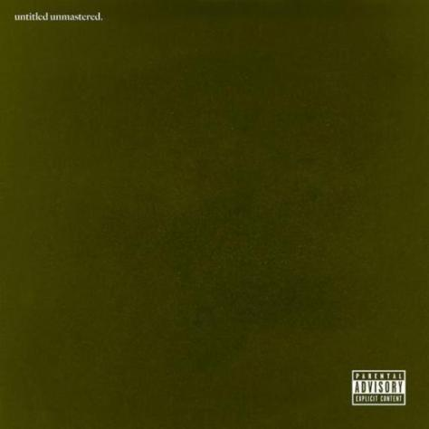 untitled unmastered cover