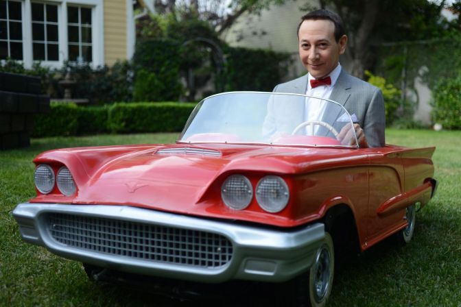 Review: Pee-wee's Big Holiday