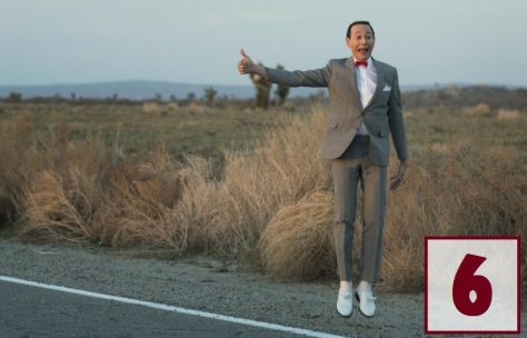 pee wee big holiday score