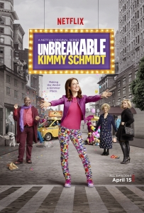 unbreakable kimmy s2 poster