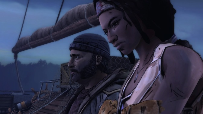 Review: The Walking Dead: Michonne