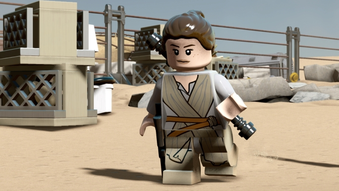 LEGO Star Wars: The Force Awakens Demo Impressions