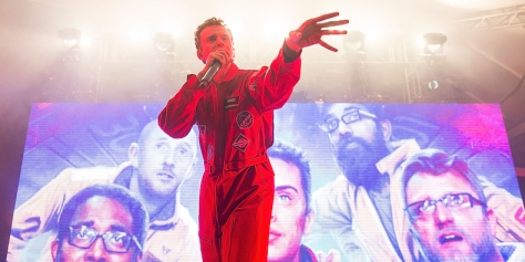 Logic Performs At Stubb's