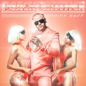 peach panther cover