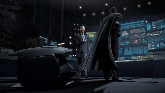 Review: Batman: The Telltale Series – Realm of Shadows